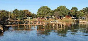 Boat Ramp & Fishing Dock