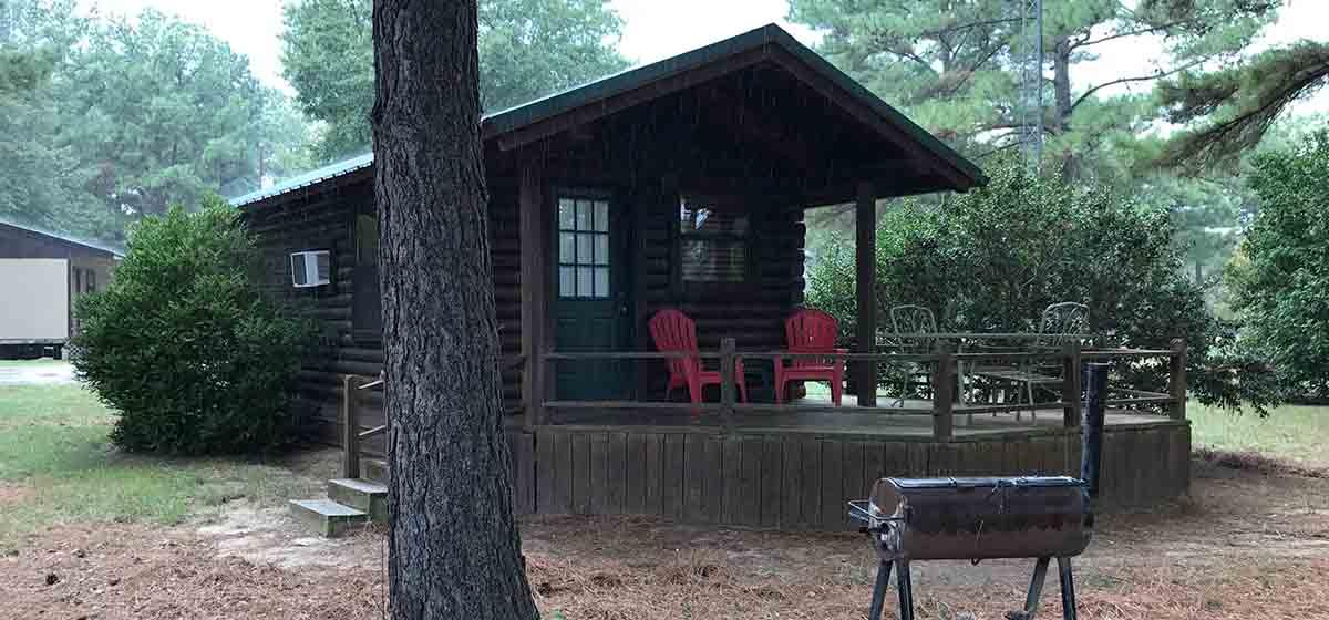 Lake Lodge Cabin